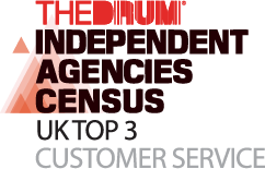 Independent Agencies Census UK Top 3 Customer Service